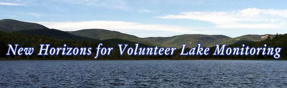 New Horizons for Volunteer Lake Monitoring Pic